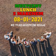 Muzyczny Lunch Maken 08-01-2021