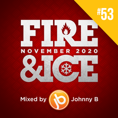Johnny B Fire & Ice Drum & Bass Mix No. 53 - November 2020