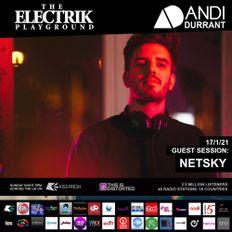 Netsky - Electrik Playground Guest Session Jan 2021