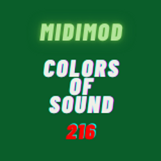 Colors of Sound 216 (Full)