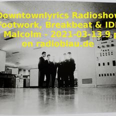 Radioshow 2021-03-13 Footwork, Breakbeat & Jungle