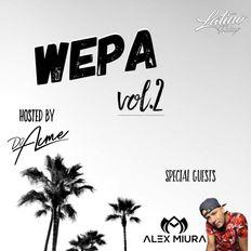 Alex Miura Guest Mix on WEPA W/DJ Acme
