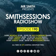Smith Sessions Radioshow 190