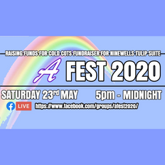 Live Lockdown Mix for A-Fest2020 Charity Fundraiser - 23rd May 2020