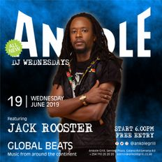 Ankole Sessions  - Compiled and Mixed by Jack Rooster