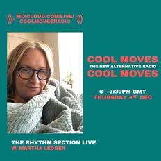 The Rhythm Section LIVE w/ Martha Ledger 03/12/2020 [Soul / Jazz / Alternative]