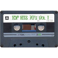 Top Hits 70's [C90 Select] Vol 1, feat Stephen Stills, The Hollies, Bread, Billy Joel, Leo Sayer