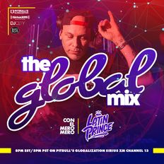 "DJ LATIN PRINCE ""The Global Mix"" With Your Host: Astra On The Air ""Globalization"" (12/21/2019)"
