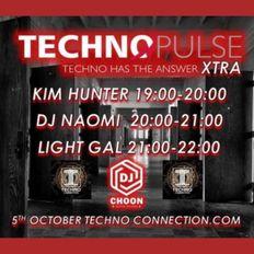 TECHNO PULSE XTRA #6 (light gal)