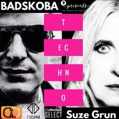 Badskoba & Suze Grun TECHNO-COLLAB