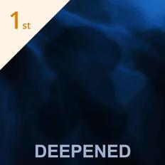 Deepened