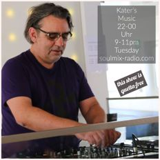 MaxK on Soulmix-Radio - 9th April 2019 - soulful tunes out of the a+++-bag