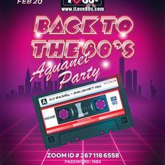 DJ EkSeL - Aquanet Dance Party (Live Set 2/20/21)