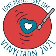 VINYLTHON 2021 SPECIAL MARVIN-O RADIO SHOW!