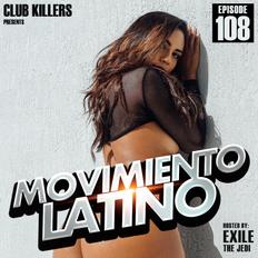 Movimiento Latino #108 - Zulu Garcia (Reggaeton Mix)