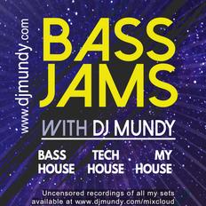 Bass Jams #078 (2021-02-25) - Bass House, Tech House, My House