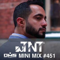 DMS MINI MIX WEEK #451 DJ TNT