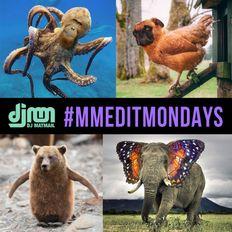 DJ Matman Live Mix - Matman Remixes, Re-edits & Mashups #mmeditmondays