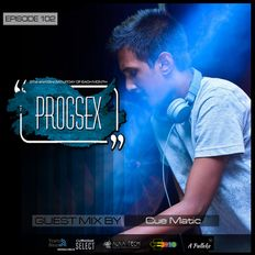 PROGSEX #102 Guest mix by Cue Matic on Tempo Radio Mexico [04-09-2021]