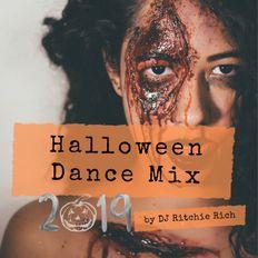 DJ Ritchie Rich - Halloween Dance Mix 2019