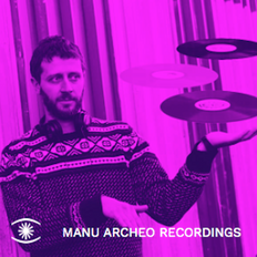 Manu Archeo Special Guest Mix For Music For Dreams Radio #39