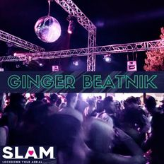 Ginger Beatnik Cosmic Journey Mix Oct 21