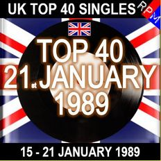 UK TOP 40 :  15 - 21 JANUARY 1989