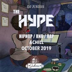 #HypeFridays - &Chill October 2019 - @DJ_Jukess