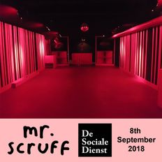 Mr. Scruff DJ Set - De Sociale Dienst, Eindhoven, Netherlands, 2018