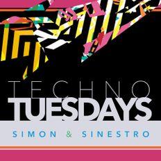 Techno Tuesdays 160 - Simon