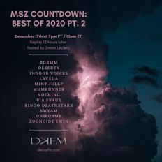 Melomania Safety Zone: Best of 2020, Part Two