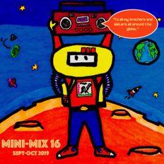 Mini-Mix 16 : New Music (Sept-Oct 19)