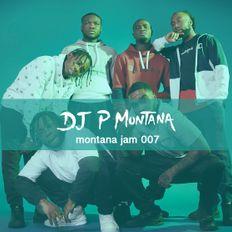 R&B Hip Hop Afro/Bashment & Drill #MontanaJam 007
