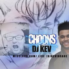 KEVIN SAGE- LOCKED IN CHOONS - FROM LONDON