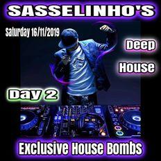 Sasselinho's Day 2 - Selected & Mixed - Deep Tech House