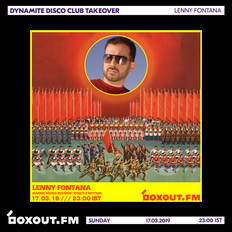 Dynamite Disco Club 2nd Anniversary - Lenny Fontana [17-03-2019]