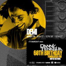 Demi Live on Beatport: Danny Tenaglia 60th Birthday Tribute Mix