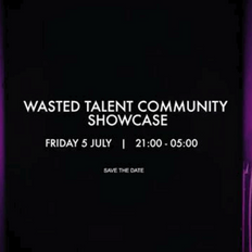 WASTED TALENT COMMUNITY - Promo Set - 05th July - Hard Techno