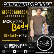 George Goodson - 883.centreforce DAB+ Radio - 20 - 06 - 2021 .mp3