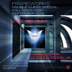 Frameworks Guests - Special Edition #25 - Progressive House - Gammawave Radio-Progressive Heaven