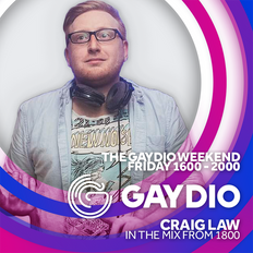 Gaydio #InTheMix - Friday 23rd October 2020