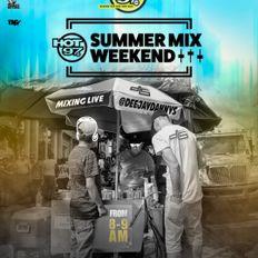 Hot 97 Summer Mix Weekend 7/10/21