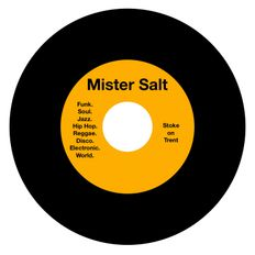 The Salt Mine. Vinyl only, all 45s live mixcloud stream