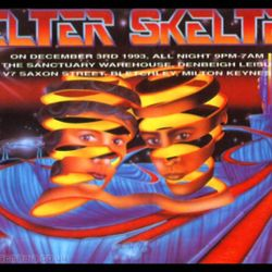 DJ Rap and Mc GQ Helter Skelter 3rd December 1993