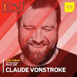 DJ Mag ADE Sessions: Claude VonStroke, 21/10/2016