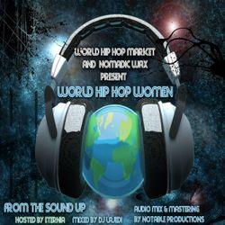 DJ LaJedi - World Hip Hop Women: From The Sound Up