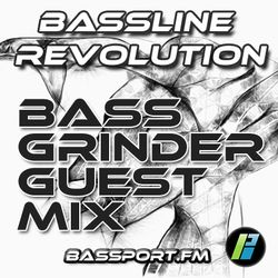Bassline Revolution #31 - Bassgrinder Guest Mix - 20.09.13
