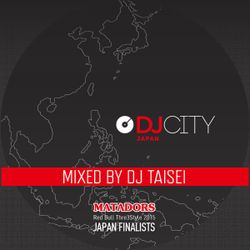 DJ TAISEI - DJcity Japan MATADORS - Sep. 17, 2015
