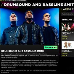 Drumsound & Bassline Smith - #WallOfSound Show on Ministry Of Sound Radio - Show ( 1st April 2014)