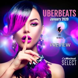 UBERBEATS January 2020 Preview